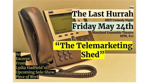 Last Hurrah Shed Promo