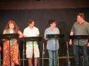 Grace Kane, Bryce Leber, Anna O'Malley Steurman, Jack Evans